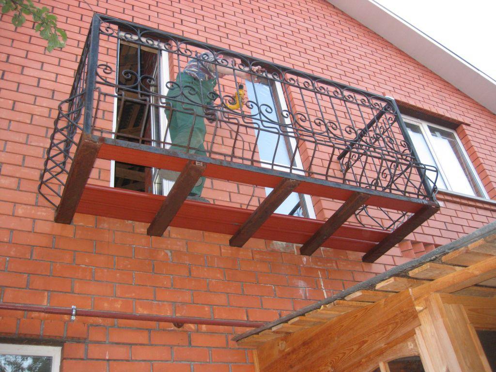 Доска для балкона..