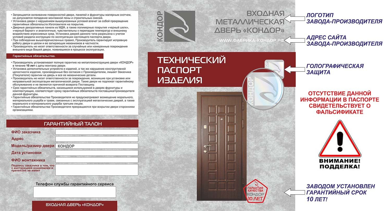 двери металлические гарантии