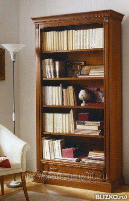 Шкаф для библиотеки в городе казань - на портале blizko.