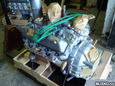 Двигатель Газ 66 (ШИШИГА) 513.10-1000400