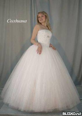 Жанет свадебное платье