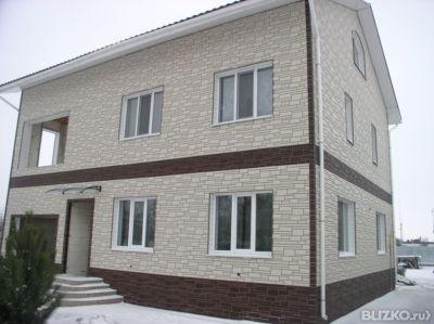 Отделка окон фасадов частных домов фото