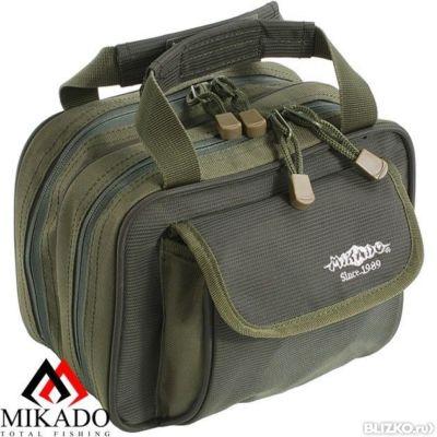 сумка для рыбака aquatic