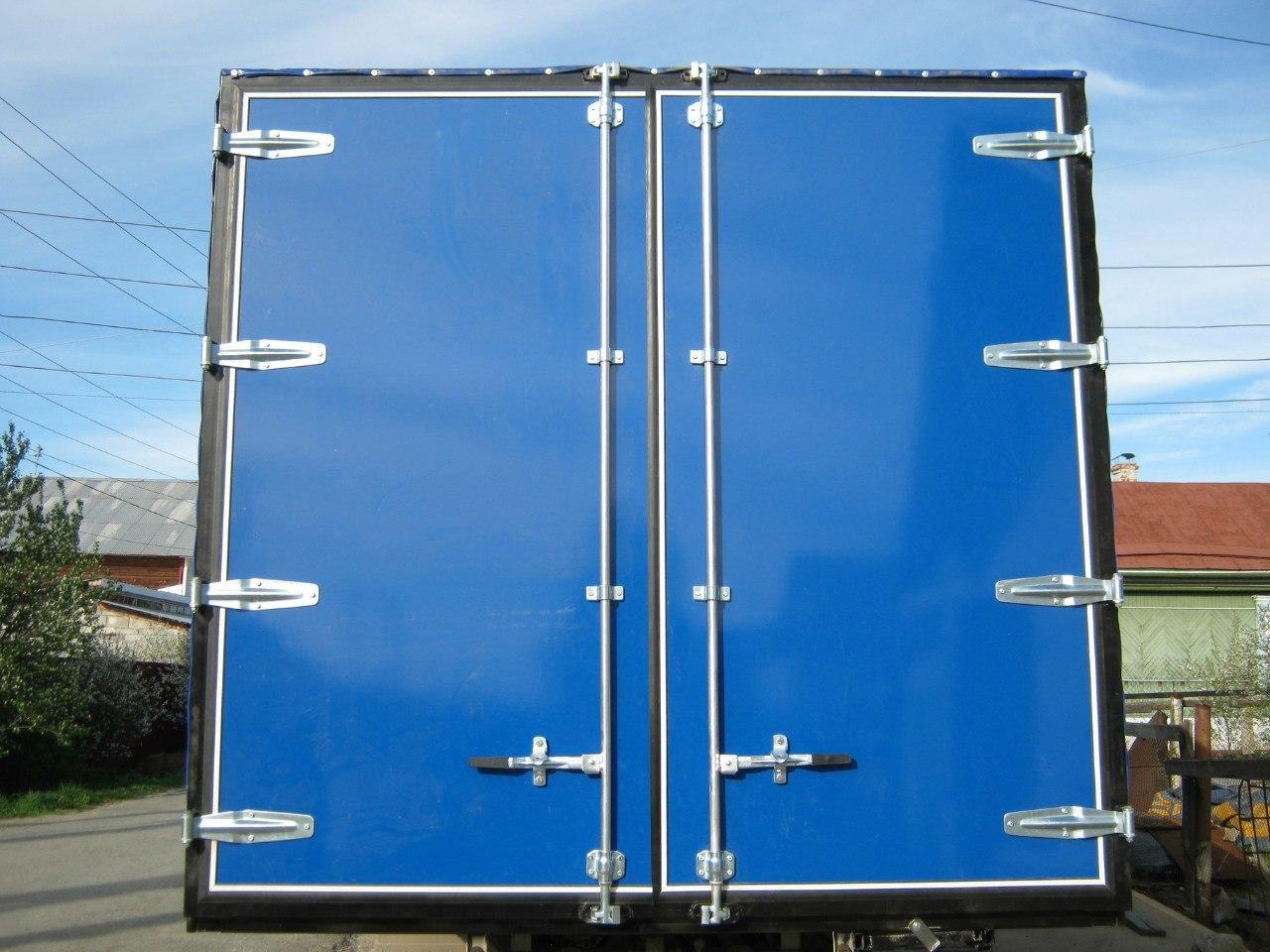 фурнитура для ворот и бортов грузовых автомобилей